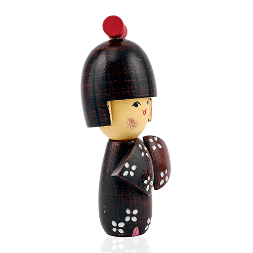 Handicraft Kids Toys Wooden Kokeshi Doll