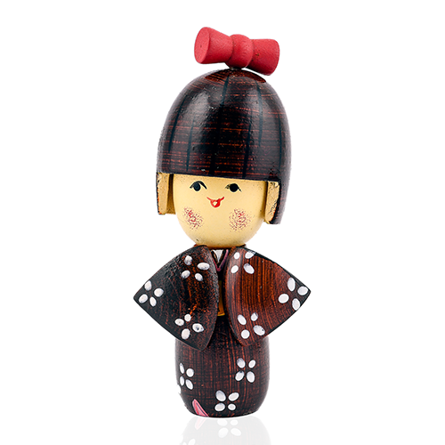 Innovative Educational Wooden Toys Wooden Kokeshi Doll