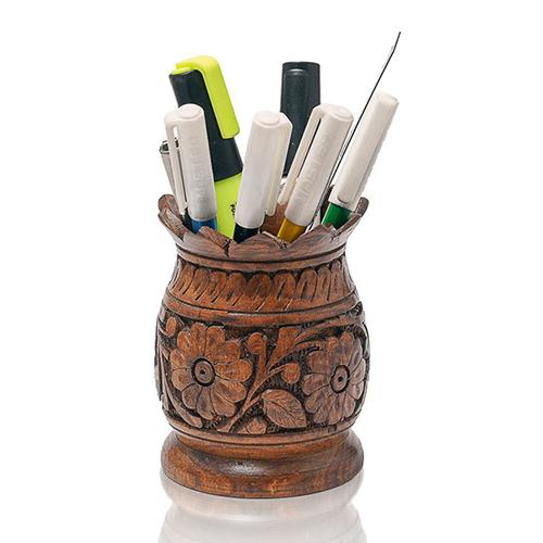 Wooden Pen Jar Craft