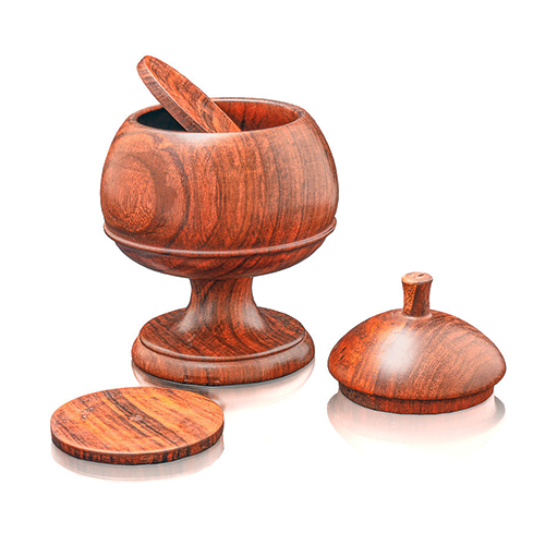 Wooden Tea Mat Big Ace