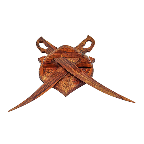 Wooden Axe Dagger Set