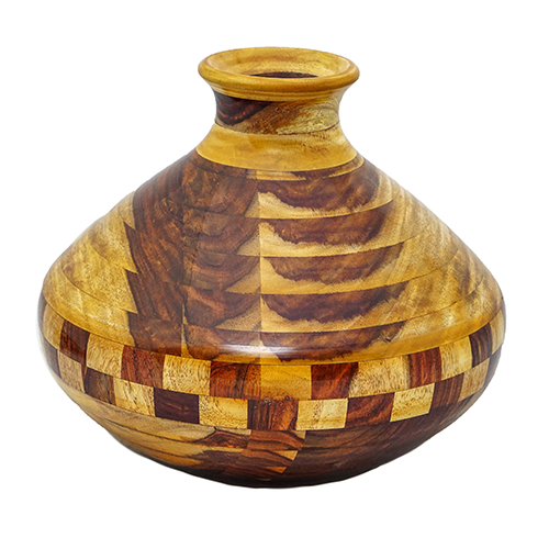 Wooden Ghara Tukri