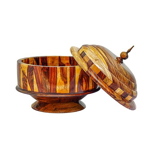 Wooden Hot Pot Shades