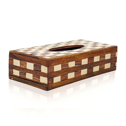 Wooden Tissue Box Tukri
