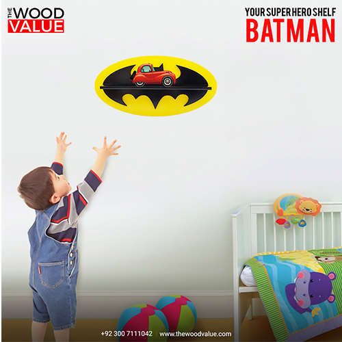 Batman Shelf for kids