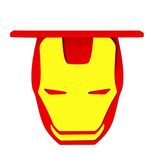 Iron man Shelf for kids