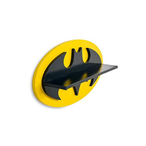 Superhero Wall Shelves for Your Kid's Room Batman Shelf