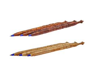 wooden pencils office decor