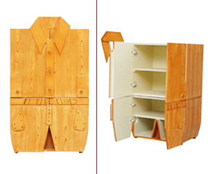 customized kids wardrobe cabinet wooden handmade products