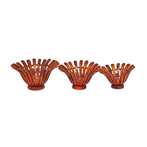 Fruit Baskets For Serving Guests Wooden Fruit Basket