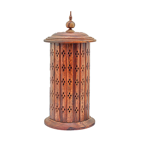 Wood Handicrafts - Learn the Importance The Best Wooden Lamps Wooden Lamp Round