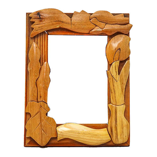 Aesthetic Wooden Photo Frames Wooden Photo Frame
