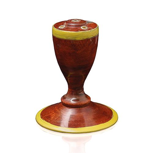 Wooden Agardan Stand