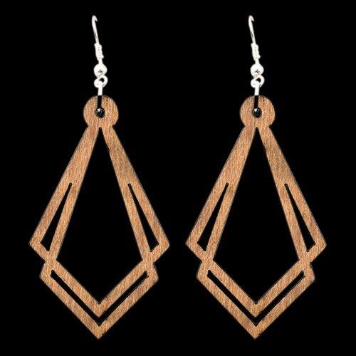 Wooden Earring 104