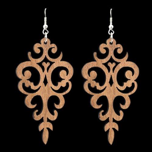 Wooden Earring 109