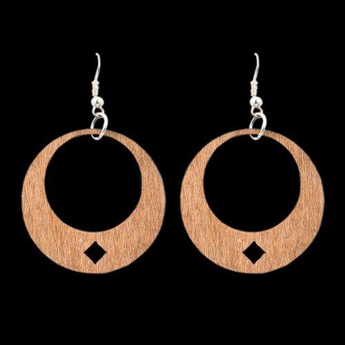 Wooden Earring 115