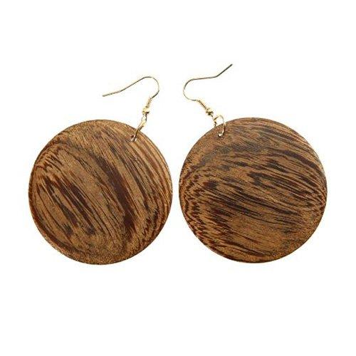 Wooden Earring 118