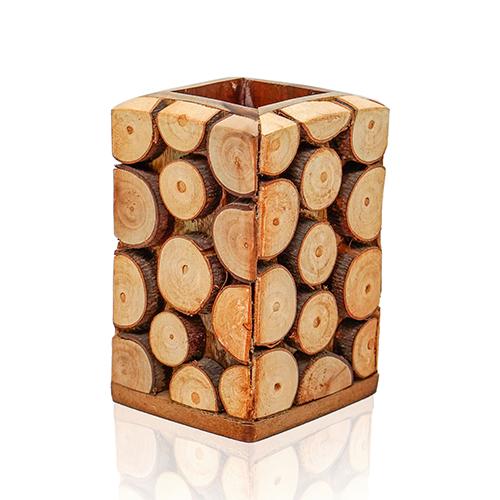 Pen Jar Wood Cuts