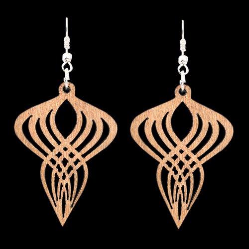 Wooden Earring 121