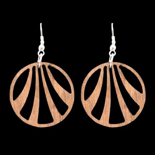 Wooden Earring 125
