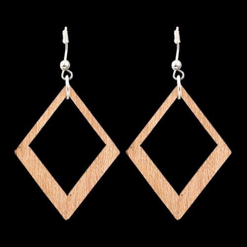 Wooden Earring 130