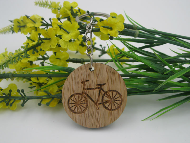 The Best Wooden Keychain Wooden Keyring Key Chain