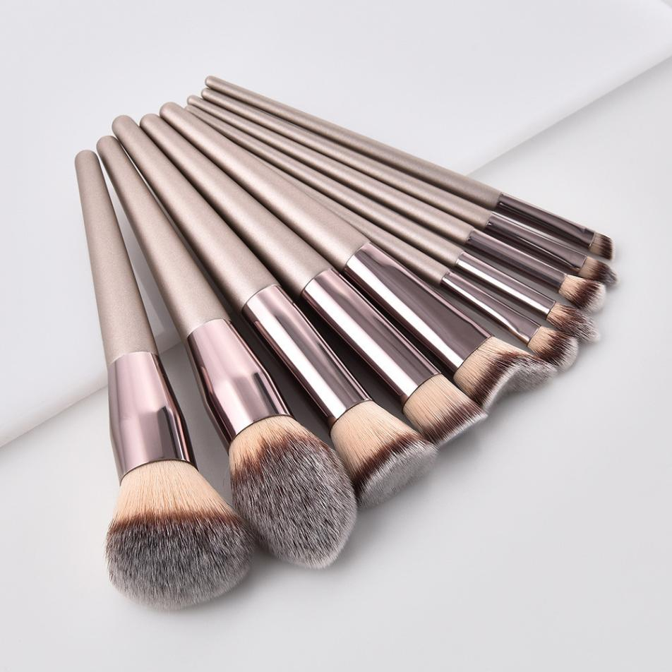 Wooden Makeup Brushes for Women