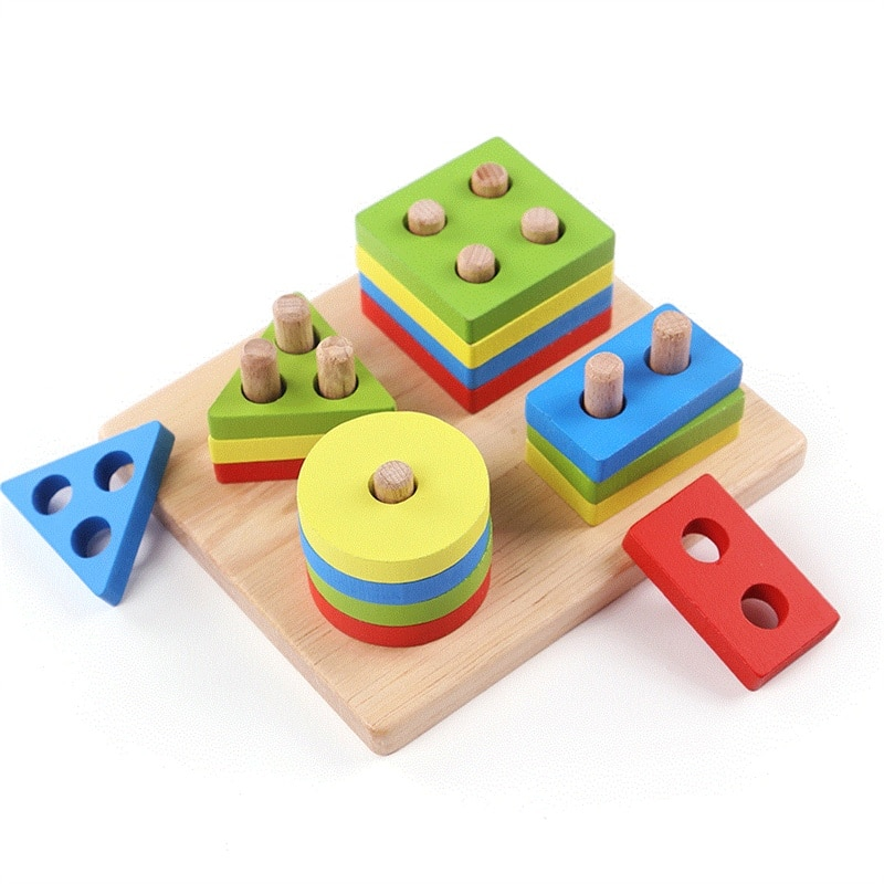 Montessori Toys for Children