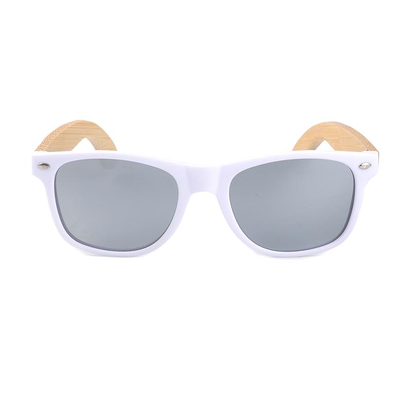 Women Bamboo Wood Sunglasses