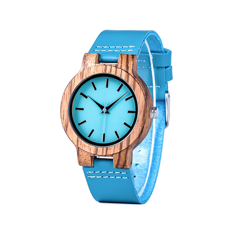 Unisex Zebra Wooden Watch for Your Lifestyle