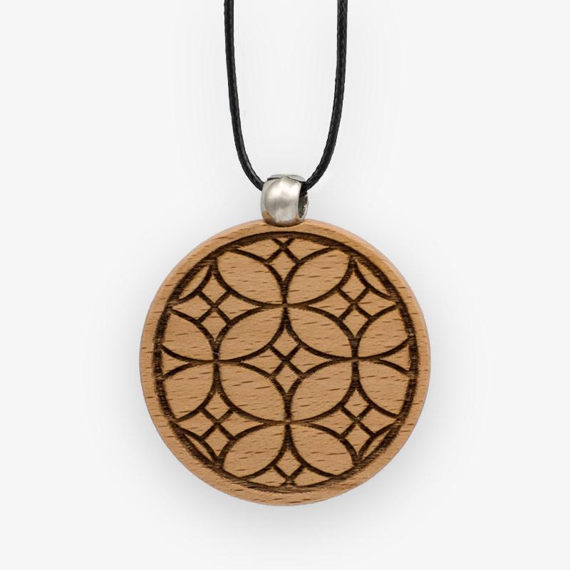 Necklaces Pendants for Women Wooden Pendant 516 for Women's Fashion