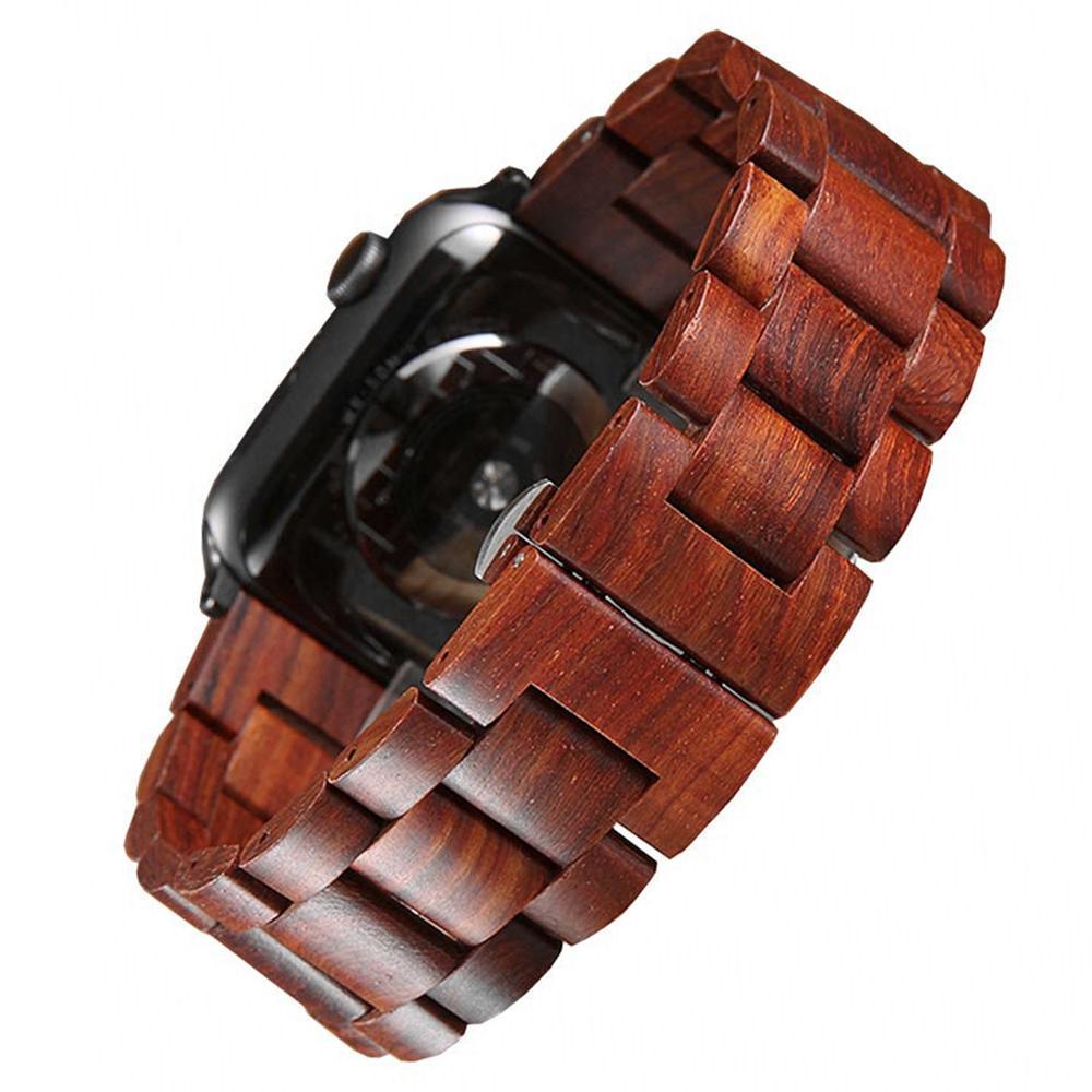 Apple Watch Wooden Strap