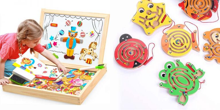Best Wooden Toys for Your Kids