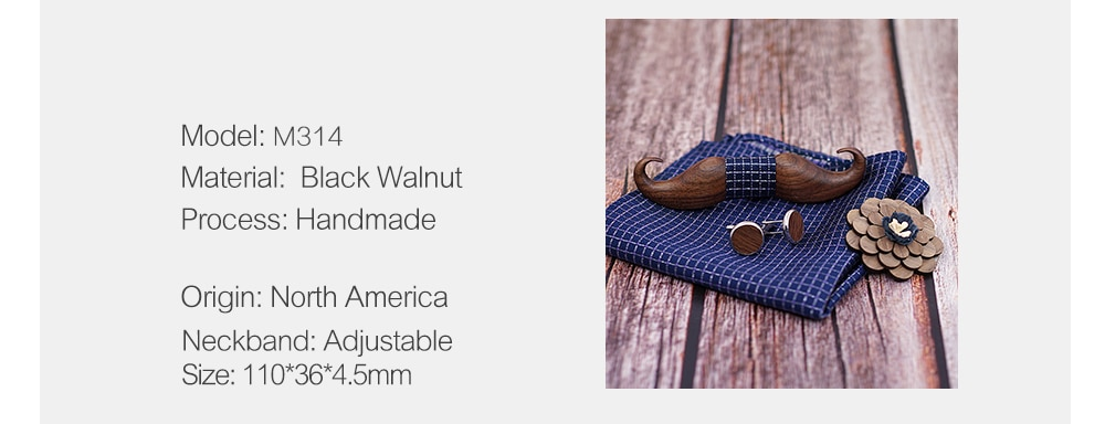 Mahoosive Wood Men Bow Tie Blue Paisley Bowtie Business Wedding Bowknot Dot Blue And Black Bow Ties For Groom Party Accessories